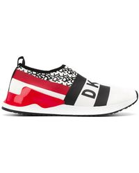 DKNY - Reese Slip-on Trainers - Lyst