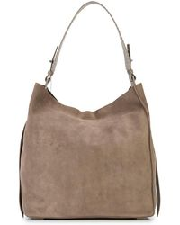AllSaints - Billie North South Tote - Lyst