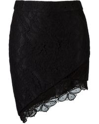 Martha Medeiros - Lace Skirt - Lyst