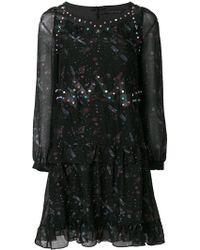 Frankie Morello - Space Print Dress - Lyst