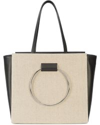 Little Liffner - Ring Handle Tote - Lyst
