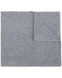 Allude - Knit Scarf - Lyst