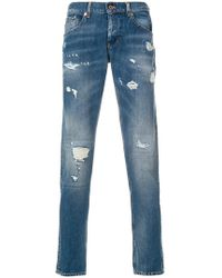 Dondup | Distressed Slim-fit Jeans | Lyst