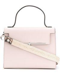 Casadei - Trapeze Shoulder Bag - Lyst