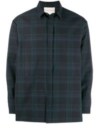 Stephan Schneider - Checked Longsleeved Shirt - Lyst