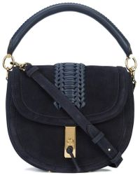 Altuzarra - Ghianda Top Handle Saddle Bag - Lyst