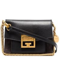 Givenchy - Mini Gv3 Crossbody Bag - Lyst
