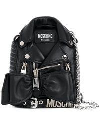 Moschino - Biker Backpack Bag - Lyst