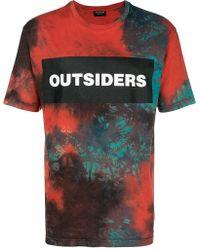 Mauna Kea - Printed T-shirt - Lyst