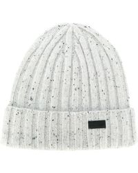Paolo Pecora - Ribbed Beanie - Lyst