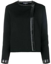 Ferragamo - Trimmed Jacket - Lyst