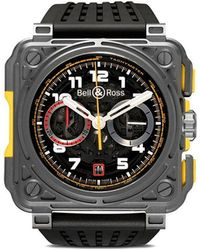 Bell & Ross - Orologio BR-X1 R.S.18 45mm - Lyst