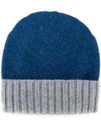 Dell'Oglio - Knitted Cashmere Hat - Lyst