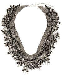 Marc Le Bihan - Multiple Chains Necklace - Lyst