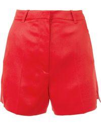 Mugler - High Waisted Shorts - Lyst