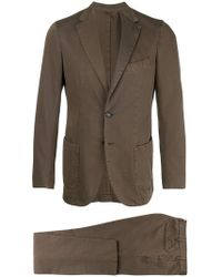 Dell'Oglio - Classic Two-piece Suit - Lyst