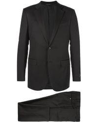 Ermenegildo Zegna - Fitted Formal Suit - Lyst