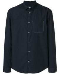 Dondup - Classic Fitted Shirt - Lyst