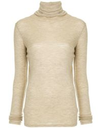 Vince - Turtle Neck Sweatshirt - Lyst