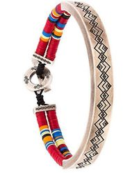 M. Cohen - Engraved Bracelet - Lyst