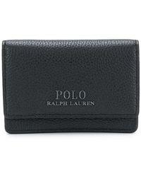 Polo Ralph Lauren - Foldover Logo Wallet - Lyst