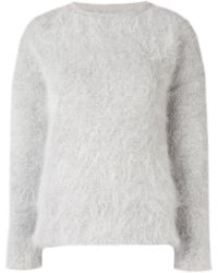Jacob Cohen - Loose Fitted Sweater - Lyst