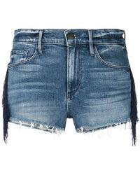 3x1 - W2 Mason Denim Shorts - Lyst