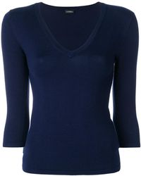 La Perla - Soul V-neck Top - Lyst