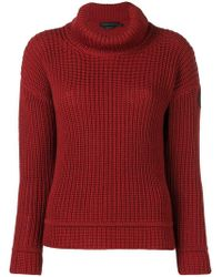 Canada Goose - Knitted Jumper - Lyst