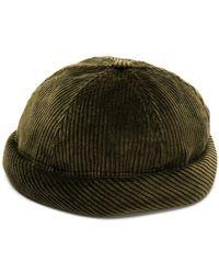 Beton Cire - Miki Corduroy Hat - Lyst