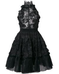 Amen | Short Lace Dress | Lyst