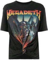 R13 - Megadeth Knot T-shirt - Lyst