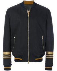 Dolce & Gabbana - Zipped Jacket - Lyst