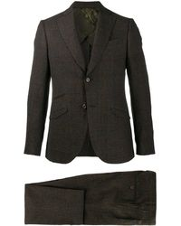 Maurizio Miri Two-piece Suit - Brown