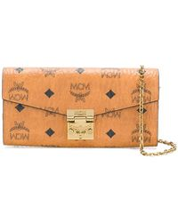 MCM - Cartera Patricia Two Fold - Lyst