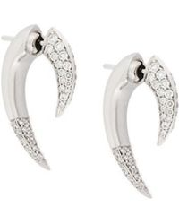 Shaun Leane - 'talon' Diamond Earrings - Lyst