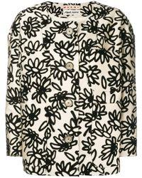 Marni - Floral Jacket - Lyst