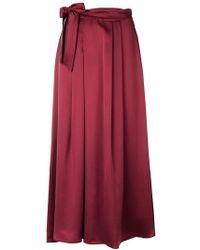 Forte Forte - High Waisted Maxi Skirt - Lyst
