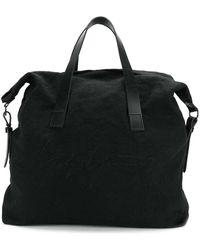 Yohji Yamamoto - Open Top Tote Bag - Lyst