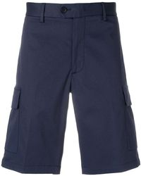 Z Zegna - Classic Fitted Shorts - Lyst