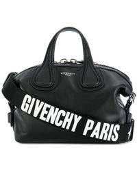 Givenchy - Mini Nightingale Tote Bag - Lyst