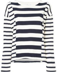 Closed - Striped Jumper - Lyst