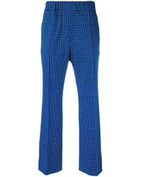 Marni - Pantalones estampados - Lyst