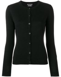Boutique Moschino - 'i Only Wear Cashmere' Cardigan - Lyst