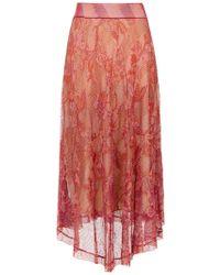 Cecilia Prado   Mariane Midi Skirt   Lyst