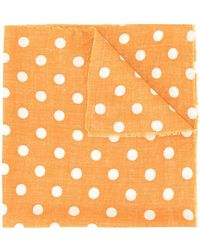 Undercover - Polka Dot Scarf - Lyst