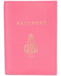 Mark Cross - Passport Case - Lyst