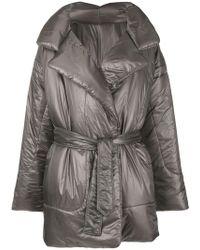 Norma Kamali - Sleeping Bag Coat - Lyst
