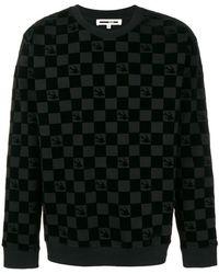 McQ - Sweatshirt mit Schwalben-Print - Lyst