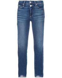 PAIGE - Hoxton Slim Jeans - Lyst